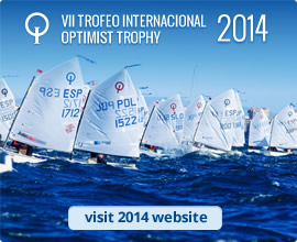 International Optimist Trophy Ciudad de Torrevieja - Edición 2014